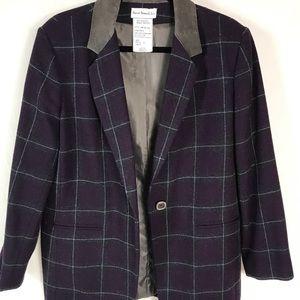 Vintage women's blazer size 12